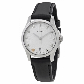 Gucci YA126574 G-Timeless Ladies Quartz Watch