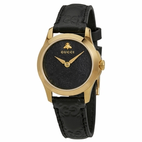 Gucci YA126581 G-Timeless Ladies Quartz Watch