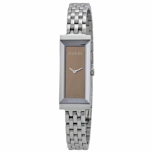 Gucci YA127501 G-Frame Ladies Quartz Watch