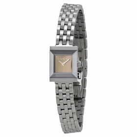 Gucci YA128501 G-Frame Ladies Quartz Watch