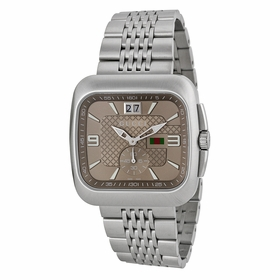 Gucci YA131301 G-Coupe Mens Quartz Watch
