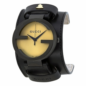 Gucci YA133202 Interlocking Mens Quartz Watch