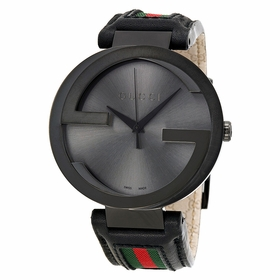 Gucci YA133206 Interlocking Mens Quartz Watch