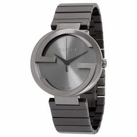Gucci YA133210 Interlocking Mens Quartz Watch