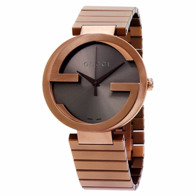 Gucci YA133211 Interlocking Mens Quartz Watch