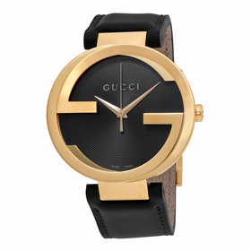 Gucci YA133212 Interlocking Mens Quartz Watch