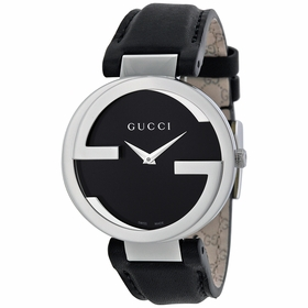 Gucci YA133301 Interlocking Ladies Quartz Watch