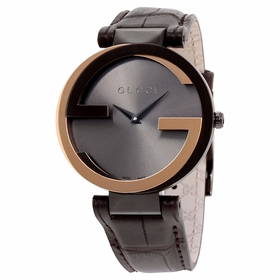 Gucci YA133304 Interlocking Ladies Quartz Watch