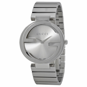Gucci YA133308 Interlocking Ladies Quartz Watch