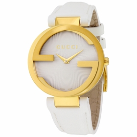 Gucci YA133327 Interlocking Ladies Quartz Watch