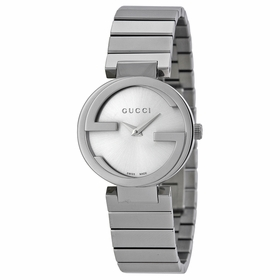 Gucci YA133503 Interlocking Ladies Quartz Watch