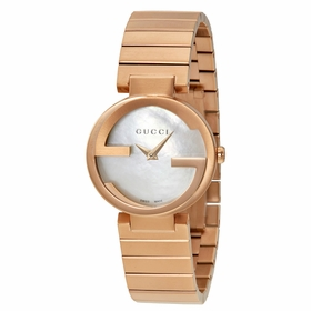 Gucci YA133515 Interlocking Ladies Quartz Watch