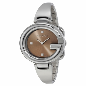 Gucci YA134302 Guccissima Ladies Quartz Watch