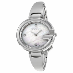 Gucci YA134303 Guccissima Ladies Quartz Watch