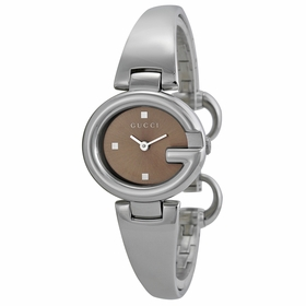 Gucci YA134503 Guccissima Ladies Quartz Watch