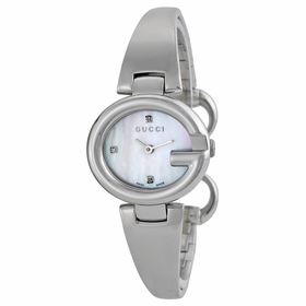 Gucci YA134504 Guccissima Ladies Quartz Watch
