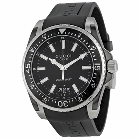 Gucci YA136204 Dive Mens Quartz Watch