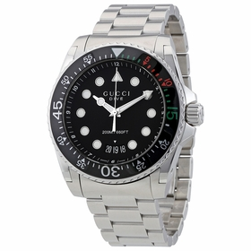 Gucci YA136208 Dive Mens Quartz Watch