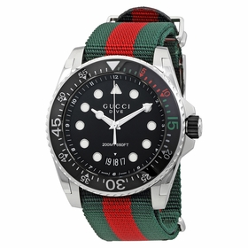 Gucci YA136209 Dive Mens Quartz Watch