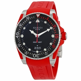 Gucci YA136309 Dive Mens Quartz Watch