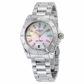 Gucci YA136405 Dive Ladies Quartz Watch
