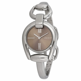 Gucci YA139501 Horsebit Ladies Quartz Watch