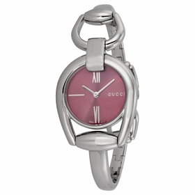 Gucci YA139502 Horsebit Ladies Quartz Watch