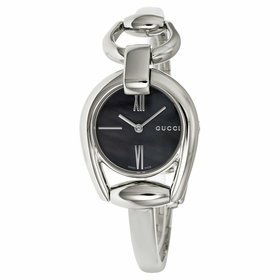 Gucci YA139503 Horsebit Ladies Quartz Watch