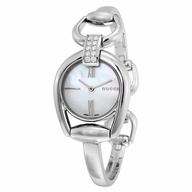 Gucci YA139504 Horsebit Ladies Quartz Watch
