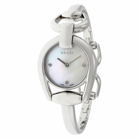 Gucci YA139506 Horsebit Ladies Quartz Watch
