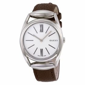 Gucci YA140401 Horsebit Ladies Quartz Watch