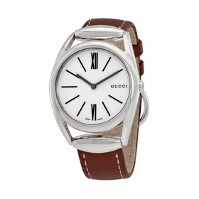 Gucci YA140402 Horsebit Ladies Quartz Watch