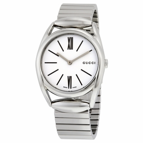Gucci YA140405 Horsebit Ladies Quartz Watch
