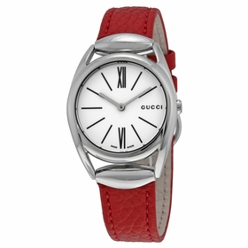 Gucci YA140501 Horsebit Ladies Quartz Watch