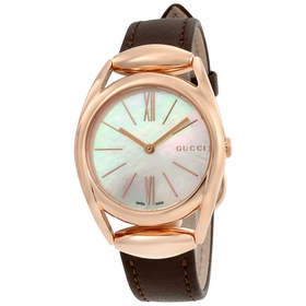 Gucci YA140507 Horsebit Ladies Quartz Watch