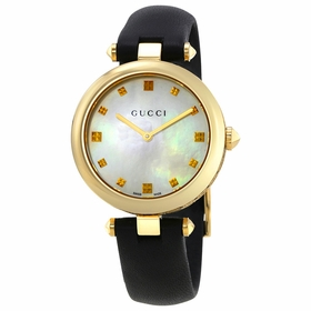Gucci YA141404 Diamantissima Ladies Quartz Watch