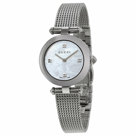 Gucci YA141504 Diamantissima Ladies Quartz Watch