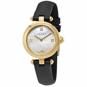 Gucci YA141505 Diamantissima Ladies Quartz Watch