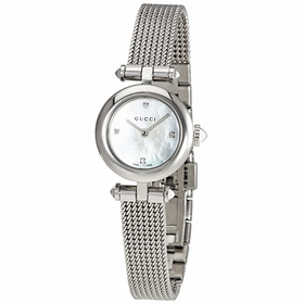 Gucci YA141512 Diamantissima Ladies Quartz Watch