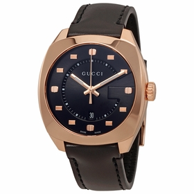 Gucci YA142309 GG2570 Mens Quartz Watch