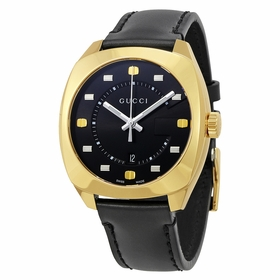 Gucci YA142310 GG2570 Mens Quartz Watch