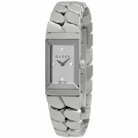 Gucci YA147501 G-Frame Ladies Quartz Watch