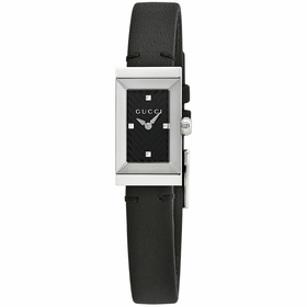 Gucci YA147504 G-Frame Ladies Quartz Watch