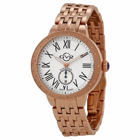 GV2 by Gevril GER9102 Astor Ladies Quartz Watch