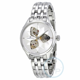 Hamilton H32115191 Jazzmaster Open Heart Lady Ladies Automatic Watch