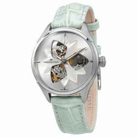Hamilton H32115891 Jazzmaster Open Heart Lady Ladies Automatic Watch
