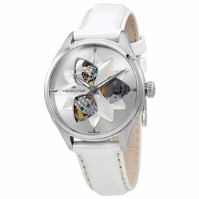 Hamilton H32115991 Jazzmaster Open Heart Lady Ladies Automatic Watch