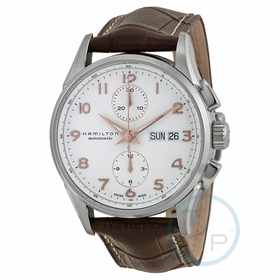 Hamilton H32576515 Jazzmaster Mens Chronograph Automatic Watch