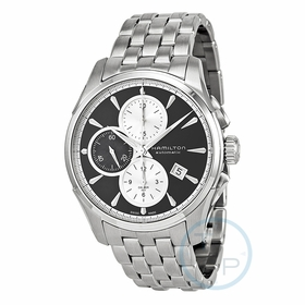 Hamilton H32596141 American Classic Jazzmaster Mens Chronograph Automatic Watch