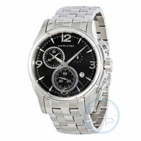 Hamilton H32612135 Jazzmaster Mens Chronograph Quartz Watch